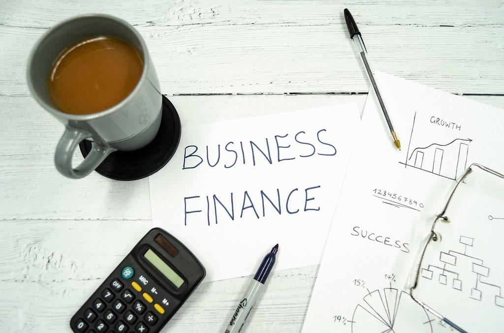 Business Finance UK | Business finance concept: a working de… | Flickr